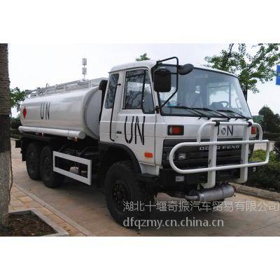 东风6X6六驱越野森林消防洒水车EQ5160