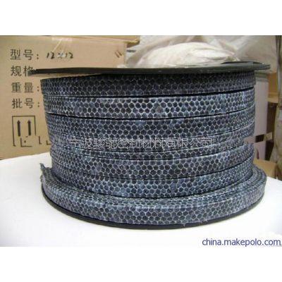 碳化纤维盘根 骏驰出品浸四氟碳化纤维盘根FASTRACK-6101