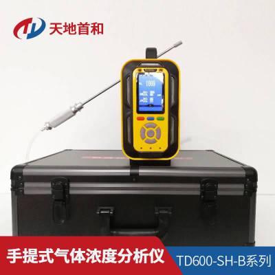 TD600-SH-B-THT天地首和防爆型四氢噻吩探测仪防水、防尘、防爆、防震今日报价