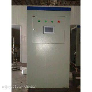 供应美疌冷凝器在线清洗装置MJR-EDLS1001.0-W