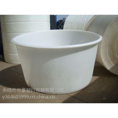 2吨PE塑料腌制桶,环保清洗桶,漂染桶