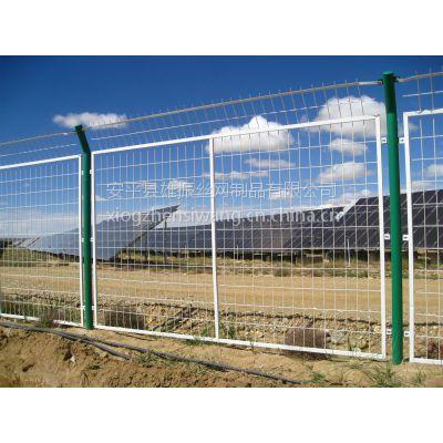 安平护栏网图片 光伏电站场区隔离 边框护栏网厂家