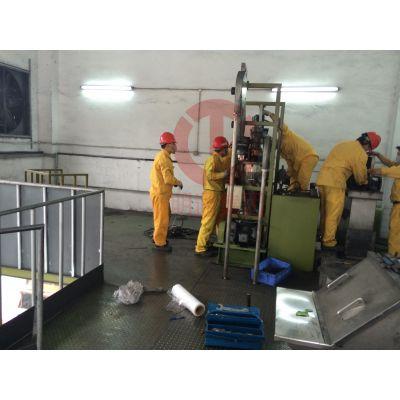 电池生产线拆卸安装 -广州明通擅长设备安装服务