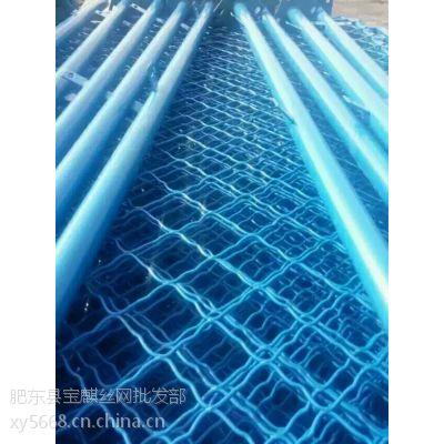 勾花护栏网 养殖围栏网 安庆电厂围墙护栏网
