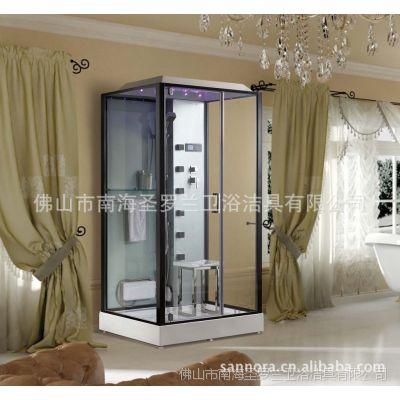 佛山厂家专业卫浴16年 出口欧美品质 长方形单人电脑蒸汽房CF1190