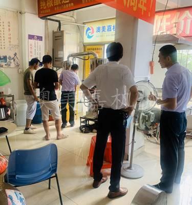 澳美嘉惠州、龙门、陈江、仲恺酿酒设备报价 电热式白酒设备