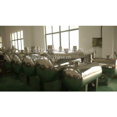 污水提升器等供水设备稳流罐,不锈钢缓冲罐,无负压稳流罐,稳流罐单售