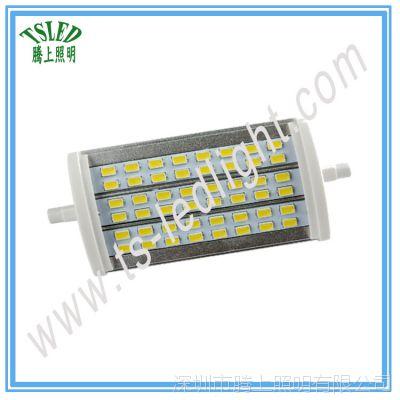 厂家批发14w led高亮5630 r7s泛光灯光源玉米横插灯 腾上投光灯