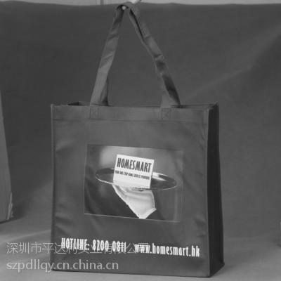 生产 无纺布袋 精致漂亮腹膜环保提手袋 厂家直销可定制印刷图案