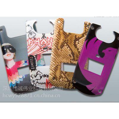 创业小型的手机壳图片打印机 浮雕手机壳PC手机壳 UV打印机