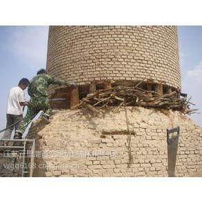 ***的砖瓦厂砖烟囱拆除公司【具有口碑】