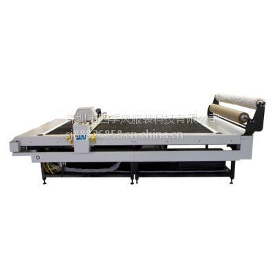 供应S1606全自动电脑裁剪机选择四季风服装科技速度快又精确