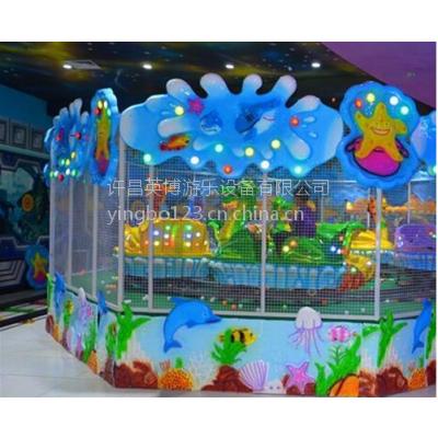 专业生产室内外儿童游乐设施趣味 喷球车