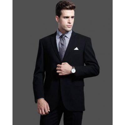 青岛西服定制 青岛开发区男士职业装定做 定制男士商务西服