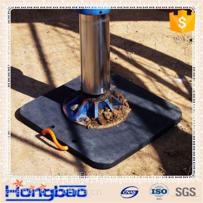 吊车专用抗压防滑支腿垫板