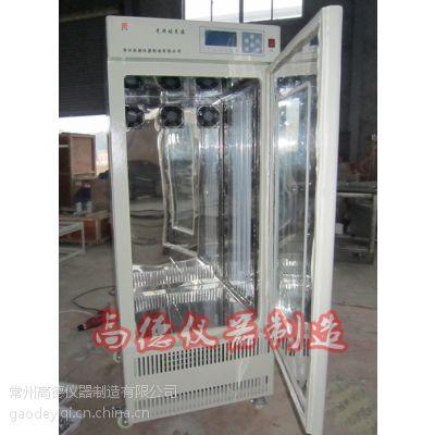 立式气候环境培养箱工厂价/QHX-250大容量人工气候箱
