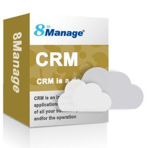 供应8Manage CRM/客户关系管理软件/销售管理系统