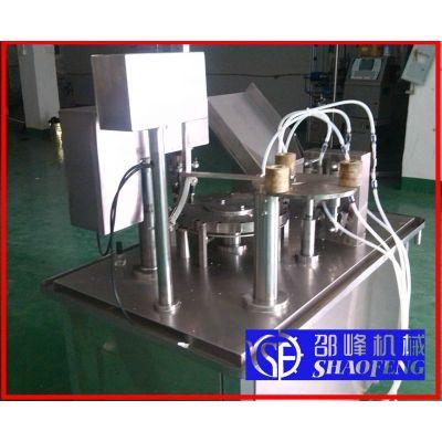 供应广州口服液灌装一体机 番禺花都口服液自动灌装锁口机 扎盖机 顺德 三水