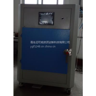 大容量微波干燥碳化灰化一体炉(含尾气净化系统)