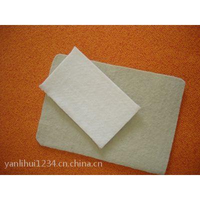 供应聚酯长丝土工布两布一膜土工布