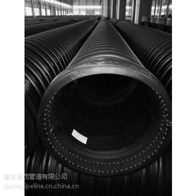 供应热态缠绕成型高密度聚乙烯缠绕结构壁管(克拉管)