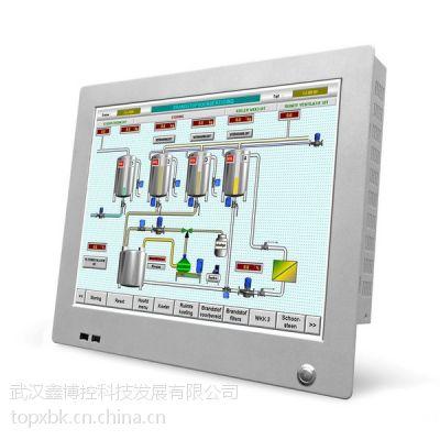 多串口RS-485/RS-422/RS-232工业触控一体机
