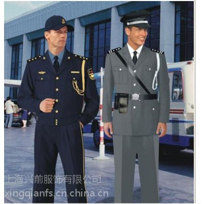 定做保安服、保安制服