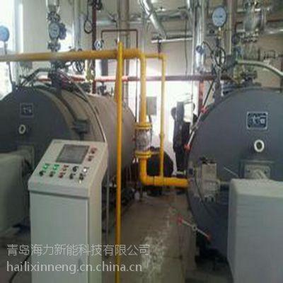 各种燃气锅炉青岛海力新能供应