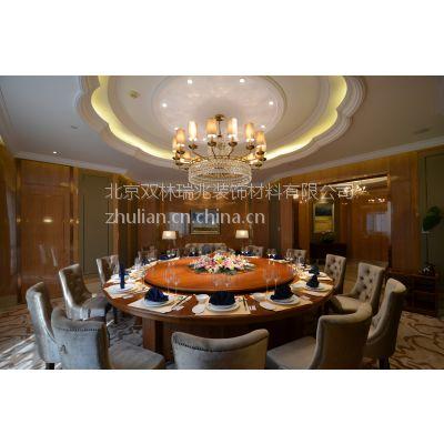 北京中元之光 定制酒店包房豪华吊灯精致水晶挂件圆型吊灯LED客厅精品灯饰销售