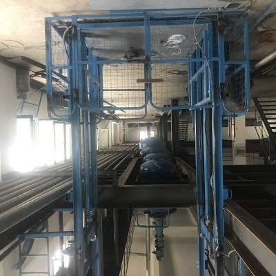 溫州廠房車間固定式升降臺|導軌式升降臺廠家|十大品牌之一AG亚游集团牌