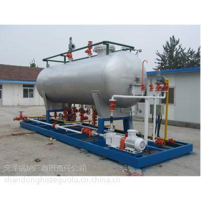 LPG撬装站 二甲醚撬装站 液化石油气加气站 撬装站设计