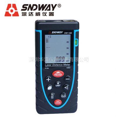 SW-100 红外线测距仪电子激光尺