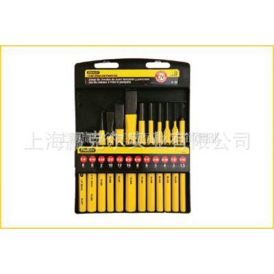 供应12件套冲凿系列史丹利批发冲凿工具 16-299-23 史丹利工具箱