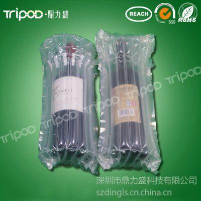 供应红酒袋 红酒包装 红酒充气袋 红酒气柱袋
