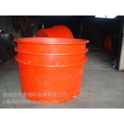聚乙烯2吨韩国泡菜桶 敞口养殖桶 环保发酵桶