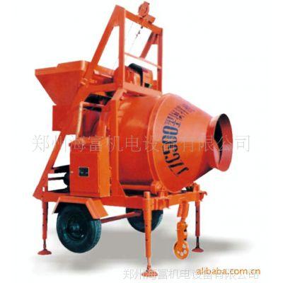 JZC350/JZM500/JZM750型混凝土搅拌机