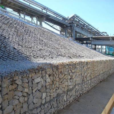 铅丝石笼单价 挡墙铅丝石笼 格宾网绿化