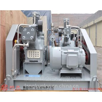 供应陕西朗昆JN一体式螺杆空压机 无油空压机厂家 螺杆空压机销售