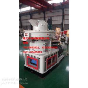秸秆煤成型机,中国的山东宇龙生产的立式环模颗粒机