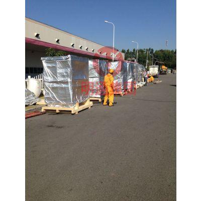 精密电子设备出口包装 - 明通提供优质的设备包装服务