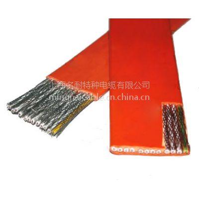 上海屏蔽型行车移动设备扁平电缆厂家