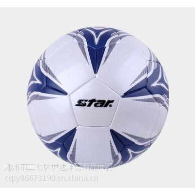 世达足球 5号SB4115 PU胶粘 弹力加强材料多层处理, 弹性复原力好