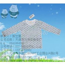供应四季内衣 宝宝内衣 婴儿服 满月服纯棉新生儿系带连脚内衣套装