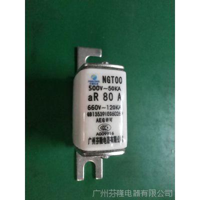 芬隆牌NGT00-100A熔断器