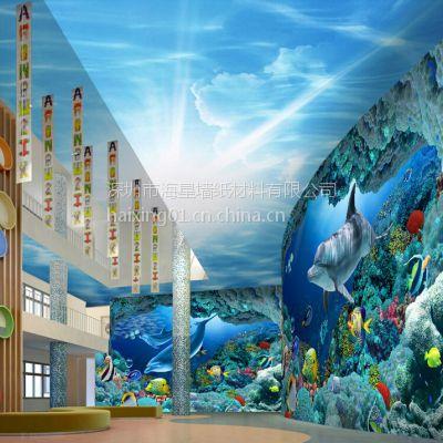 主题西餐厅壁画 音乐主题背景大型壁画 酒店主题背景墙纸壁画定制