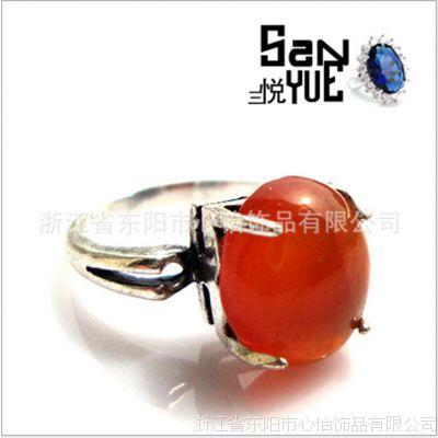 欧美精品 红宝石戒指 女款 生产厂家