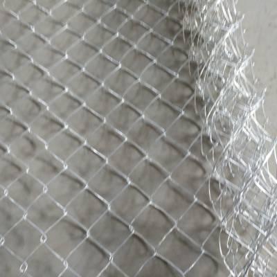 供应呼和浩特边坡植草铁丝网~吕梁矿井安全钩编网~矿用勾花网生产厂家
