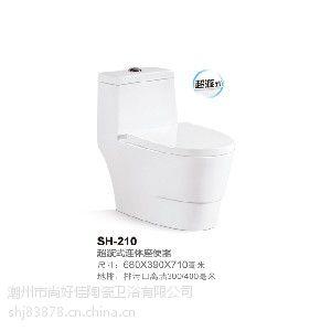 中国潮州马桶——有品质的连体马桶设计新颖