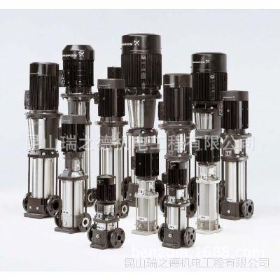 格兰富立式多级增压泵CR3-10