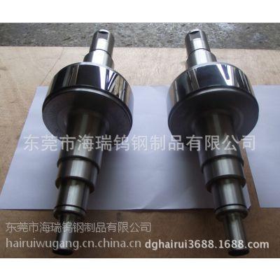 东莞海瑞厂家直销HR钨钢轧辊 钨钢滚轮 异型压辊